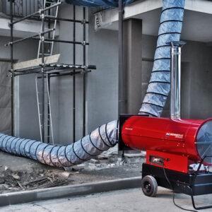 Generatori di aria calda